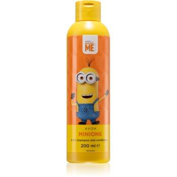 Avon Minions Minios sampon si balsam 2 in 1 pentru copii imagine 2021 notino.ro