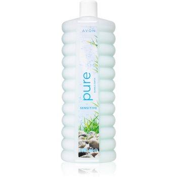 Avon Bubble Bath Sensitive Pure spuma de baie relaxanta pentru piele sensibila imagine 2021 notino.ro