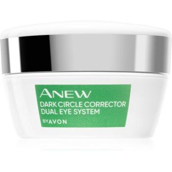 Avon Anew Dual Eye System efect dublu de refresh in ingrijirea ochilor impotriva pungilor de sub ochi imagine 2021 notino.ro