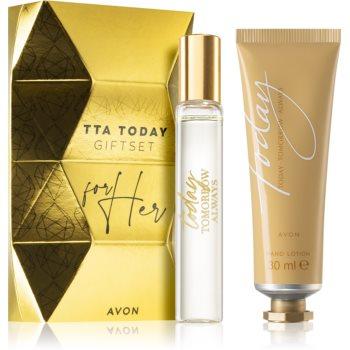 Avon Today Tomorrow Always parfémovaná voda 10 ml + hydratační krém na ruce 30 ml