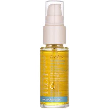Avon Advance Techniques 360 Nourishment ser nutritiv pentru păr cu ulei de argan marocan imagine 2021 notino.ro