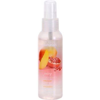 Avon Naturals Fragrance spray pentru corp cu rodie si mango imagine 2021 notino.ro