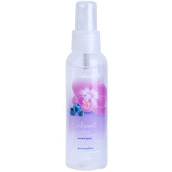 Avon Naturals Fragrance spray pentru corp cu orhidee si afine imagine 2021 notino.ro