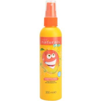 Avon Naturals Kids spray pentru par usor de pieptanat imagine 2021 notino.ro