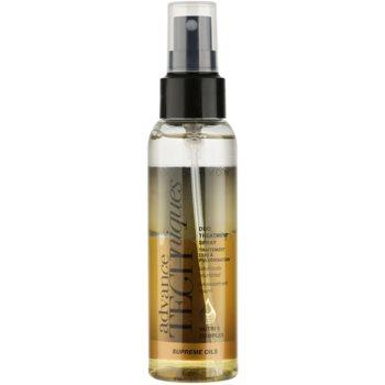 Avon Advance Techniques Supreme Oils spray intens hranitor cu ulei de lux pentru toate tipurile de păr imagine 2021 notino.ro