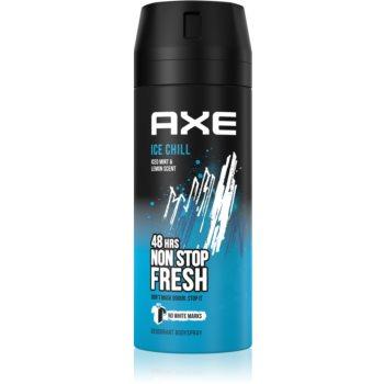 Axe Ice Chill spray şi deodorant pentru corp cu o eficienta de 48 h notino.ro
