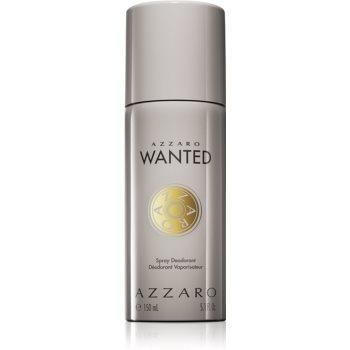 Azzaro Wanted deodorant spray pentru bărbați
