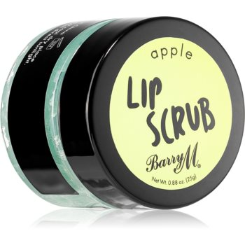 Barry M Lip Scrub Apple Exfoliant pentru buze imagine 2021 notino.ro