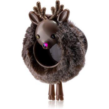 Bath & Body Works Fuzzy Reindeer suport auto pentru miros agățat
