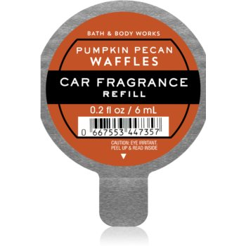 Bath & Body Works Pumpkin Pecan Waffles parfum pentru masina rezervă notino.ro
