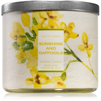Bath & Body Works Sunshine and Daffodils lumânare parfumată II. imagine 2021 notino.ro