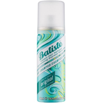 Batiste Fragrance Original șampon uscat pentru toate tipurile de păr imagine 2021 notino.ro