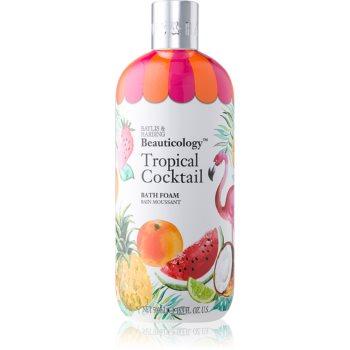 Baylis & Harding Beauticology Tropical Cocktail spuma de baie imagine 2021 notino.ro