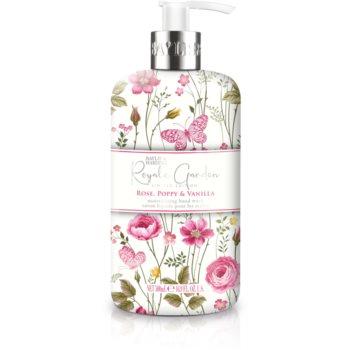 Baylis & Harding Royale Garden Rose, Poppy & Vanilla Săpun lichid pentru mâini imagine 2021 notino.ro