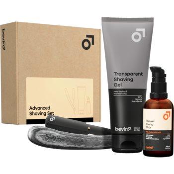 Beviro Advanced Shaving Set set cadou pentru bărbați imagine 2021 notino.ro