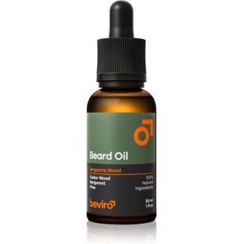 Beviro Bergamia Wood ulei pentru barba cu miros de lemn imagine 2021 notino.ro