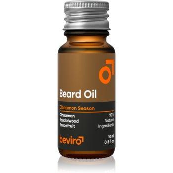 Beviro Cinnamon Season ulei pentru barba imagine 2021 notino.ro