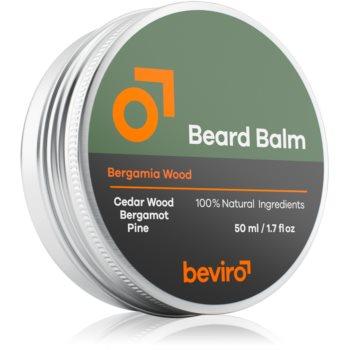 Beviro Bergamia Wood balsam pentru barba imagine 2021 notino.ro