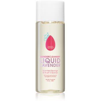 beautyblender® Blendercleanser Liquid Lavender detergent lichid pentru bureți de machiaj imagine 2021 notino.ro