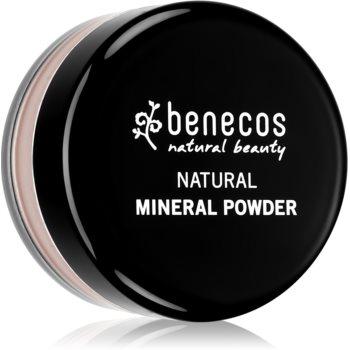 Benecos Natural Beauty pudra cu minerale imagine 2021 notino.ro
