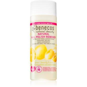Benecos Natural Beauty dizolvant pentru oja fara acetona imagine 2021 notino.ro