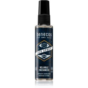 Benecos For Men Only spray şi deodorant pentru corp imagine 2021 notino.ro
