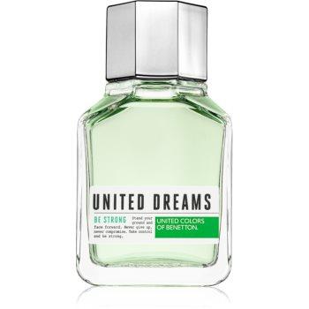 Benetton United Dreams for him Be Strong Eau de Toilette pentru barbati image0