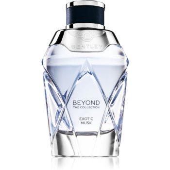 Bentley Beyond The Collection Exotic Musk Eau de Parfum pentru bărbați notino poza