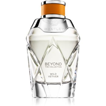 Bentley Beyond The Collection Wild Vetiver Eau de Parfum pentru bărbați