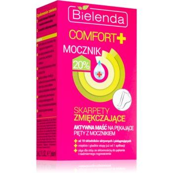 Bielenda Comfort+ Softening de îngrijire pentru pielea crăpată a picioarelor notino.ro