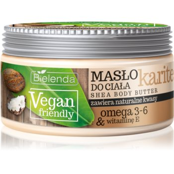 Bielenda Vegan Friendly Shea unt pentru corp imagine 2021 notino.ro