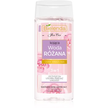 Bielenda Rose Care apă de trandafiri pentru curățare și îngrijire 3 in 1 imagine 2021 notino.ro