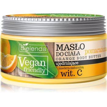 Bielenda Vegan Friendly Orange unt pentru corp imagine 2021 notino.ro