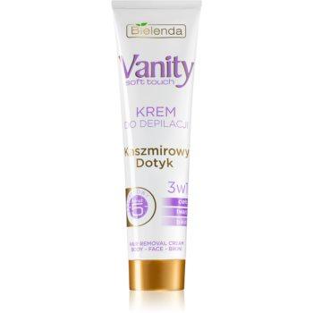 Bielenda Vanity Soft Touch crema depilatoare pentru piele sensibila imagine 2021 notino.ro