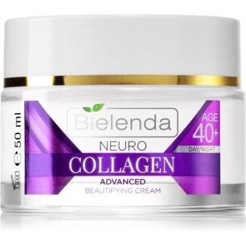 Bielenda Neuro Collagen crema hidratanta ce are efect impotriva ridurilor 40+ notino.ro