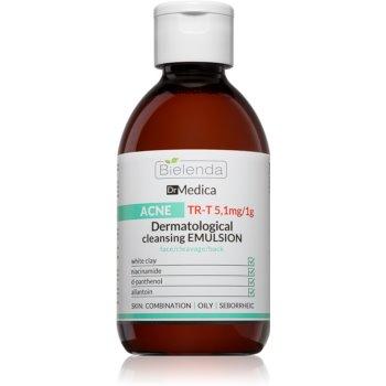 Bielenda Dr Medica Acne emulsie dermatologică de curățare pentru tenul gras, predispus la acnee notino.ro