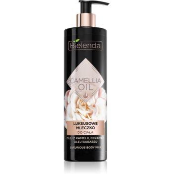 Bielenda Camellia Oil lotiune pentru ingrijirea corporala imagine 2021 notino.ro