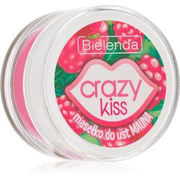 Bielenda Crazy Kiss Raspberry Unt de ingrijire a buzelor imagine 2021 notino.ro