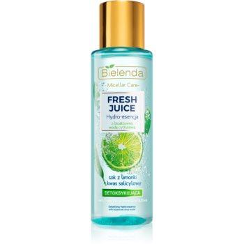Bielenda Fresh Juice Lime esenta faciala pentru piele mixta spre grasa notino.ro