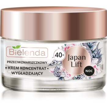 Bielenda Japan Lift crema de noapte care catifeleaza 40+ notino.ro