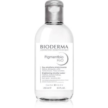 Bioderma Pigmentbio H2O apă micelară pentru curățare blânda impotriva petelor intunecate imagine 2021 notino.ro