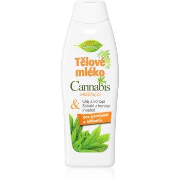 Bione Cosmetics Cannabis loțiune de corp hidratantă imagine 2021 notino.ro