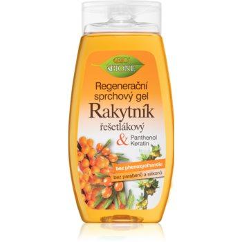 Bione Cosmetics Rakytník gel de dus relaxant imagine 2021 notino.ro