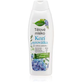 Bione Cosmetics Kozí Syrovátka lapte de corp piele sensibilă imagine 2021 notino.ro