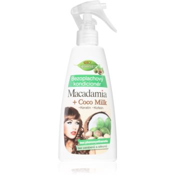 Bione Cosmetics Macadamia + Coco Milk conditioner Spray Leave-in imagine 2021 notino.ro