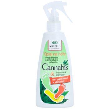 Bione Cosmetics Cannabis deodorant pentru picioare imagine 2021 notino.ro