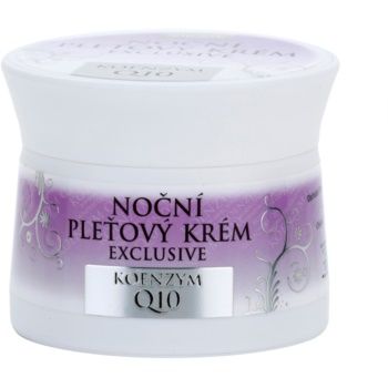 Bione Cosmetics Exclusive Q10 crema de noapte pentru fata imagine 2021 notino.ro