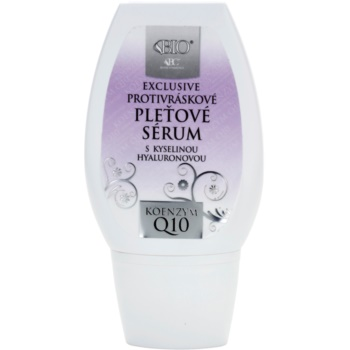 Bione Cosmetics Exclusive Q10 ser pentru contur cu acid hialuronic notino.ro