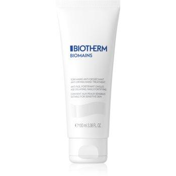Biotherm Biomains cremă hidratantă de maini imagine 2021 notino.ro