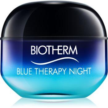 Biotherm Blue Therapy crema de noapte pentru contur pentru toate tipurile de ten imagine 2021 notino.ro